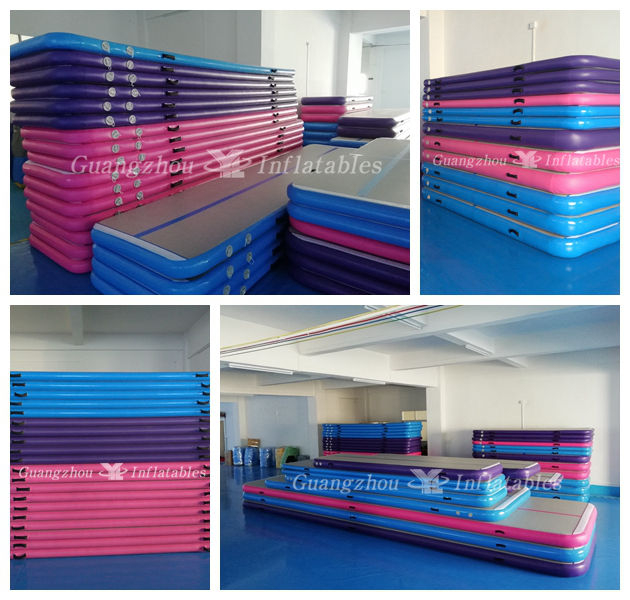 High-quality inflatable air track factory price