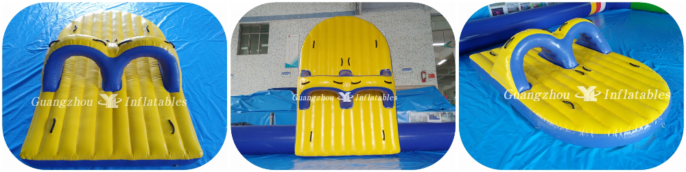Inflatable Band Wagon for Water Parks