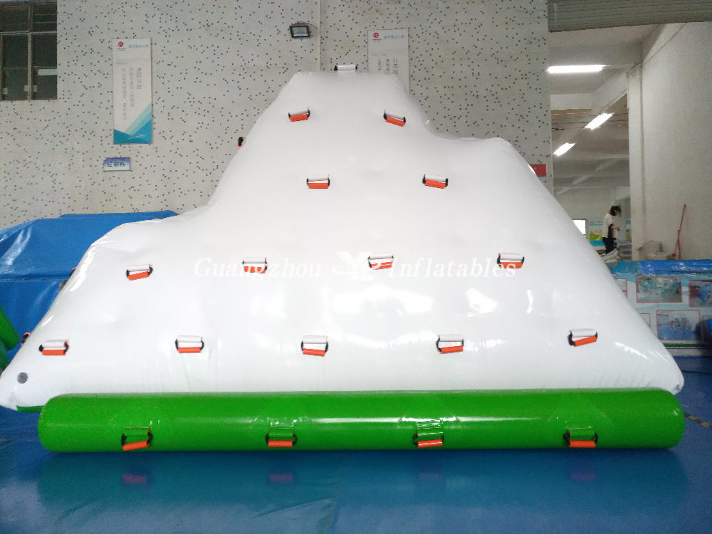 Inflatable Iceberg Climbing Wall for Sale