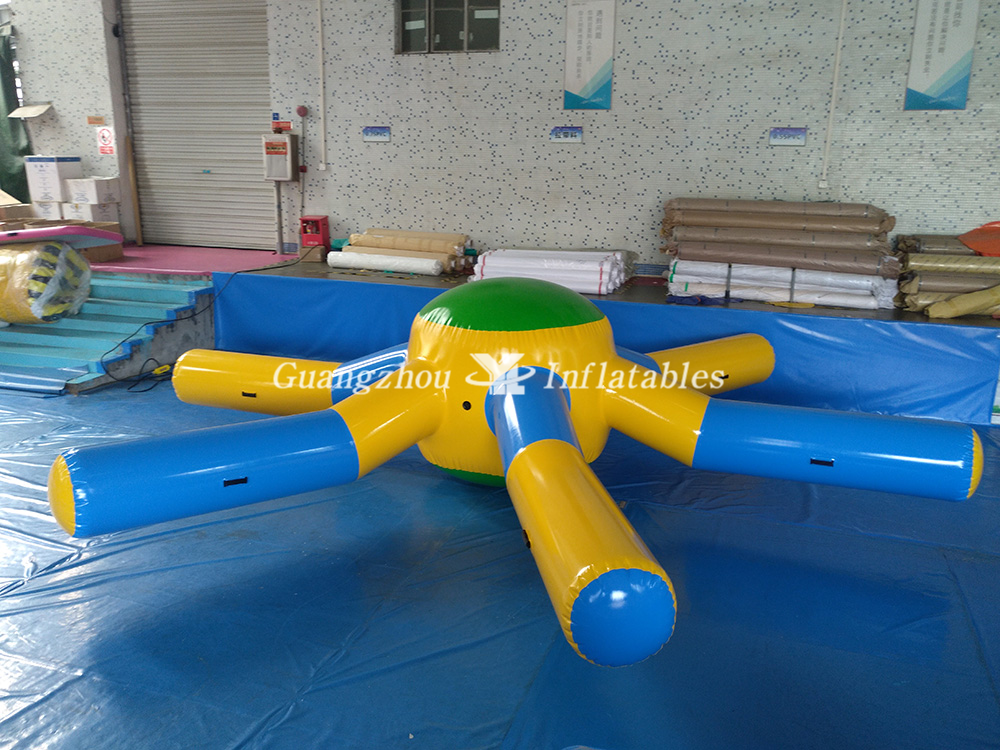 inflatable floating water dogs games