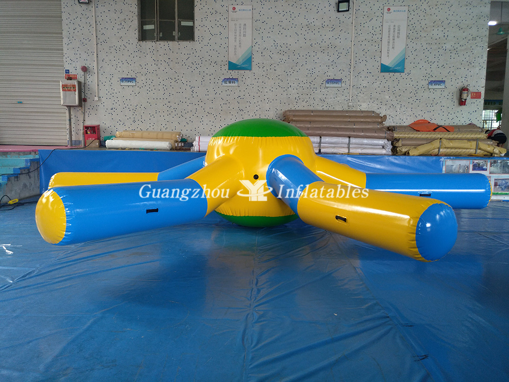 inflatable saturn Games for waterpark